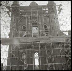 Sloop van de rooms-katholieke Sint Willibrorduskerk, Amsteldijk 36. De transeptg…