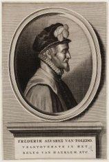 Frederik Alvarez van Toledo (1529 / 1583)