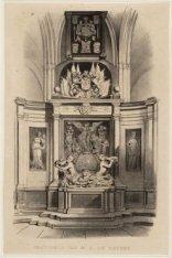 Graftombe van M.A. de Ruiter