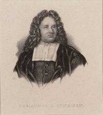 Johannes d'Outrein (17-10-1622 / 24-02-1722)