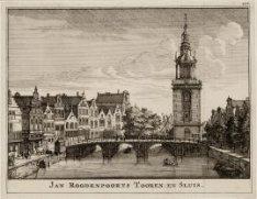 Jan Roodenpoorts Tooren, en Sluis