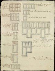 Blad 29 van het 4e, losbladige, kaartboek van de Gasthuizen (toegangsnummer 342/…