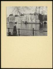 De Amstel, tussen de Herengracht en de Keizersgracht