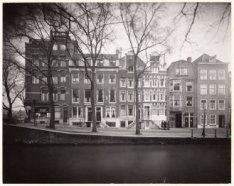 Reguliersgracht 69-79 (v.l.n.r.). Links hoekpand Prinsengracht 750
