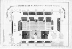 Platte-grond van de Zuider-kerk der Nederduitsche Hervormde Gemeente te Amsterda…