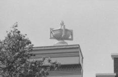 Keizersgracht 482, ornament op kroonlijst
