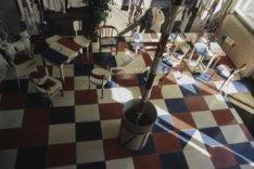 Interieur van Museum Fodor, Keizersgracht 609