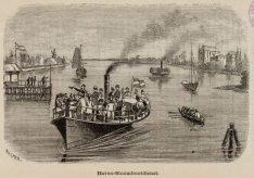 Haven-Stoombootdienst