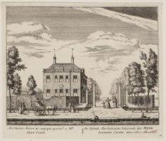 De Hofstede Meerhuizen, toe behoorende den Heer Joannes Coops