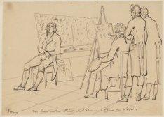 8 meij de heer van der Puil schilder van 't Camp van Seyst
