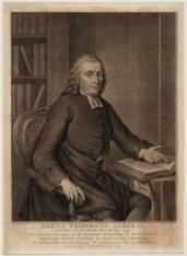 Ericus Fredeicus Alberti (26-05-1724 / 1788), Luthers predikant