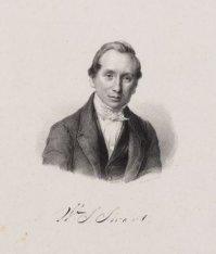 Willem Simon Swart ( 06-12-1807 / 12-03-1847)