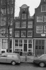 Haarlemmer Houttuinen 9 (ged.) - 13 (ged.), voorgevels