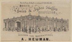 Magazijn van manufacturen A. Heijman