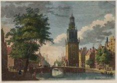 De Cingel, Jan Rooden-Poorts-Tooren en Luthersche Nieuwe Kerk, te Amsterdam