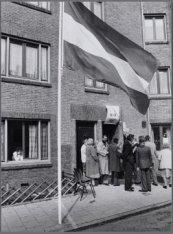 Smaragdstraat 95. De laatste gerenoveerde woning in de buurt rondom de Amstelkad…
