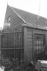 Gillis van Ledenberchstraat 78, houten schuur