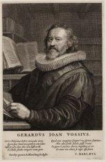 Gerardus Johannes Vossius (1577 / 17-03-1649)