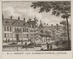 R.C. Gebouw van Barmhartigheid, aldaar