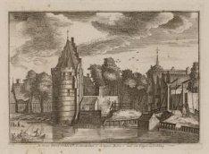De tooren Zwigt Utrecht te Amsterdam (de tegenwoordige Doelen) naar een origin. …