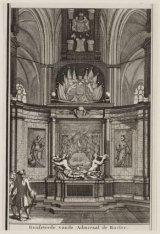 Grafsteede opgerecht ter eeren van den Hr. Michiel de Ruiter, Hartog, Ridder, et…