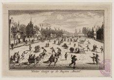 Winter Gesigt op de Buyten Amstel