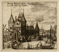 Oude Reguliers Poort