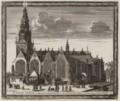 De Oude Kerck is begonnen ontrent den Jaere 1370 en met een Toren verciert en op…