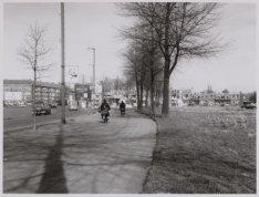 Aalsmeerplein, gezien vanaf Sloterweg