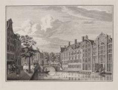 Het Oude-Zyds-Heeren-Logement en de Voorpoort van ''t Gasthuis