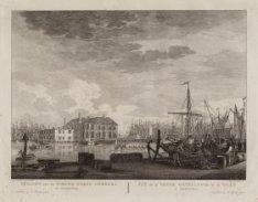 GEZICHT van de NIEUWE STADS HERBERG te Amsterdam