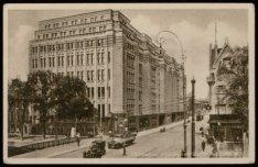 Vijzelstraat 32, het gebouw van de Nederlandse Handels Maatschappij van architec…