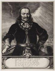 Portret van admiraal van Holland en West Friesland Michiel Adriaansz de Ruyter (…