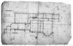 Plan tot uitbreiding en verbouwing van de villa