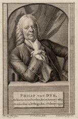 Philip van Dijk (10-01-1683 / 02-02-1753)