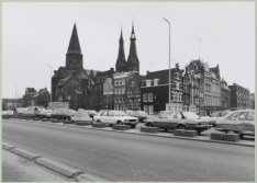 Haarlemmer Houttuinen 47-65 en rechts Korte Prinsengracht 5-37
