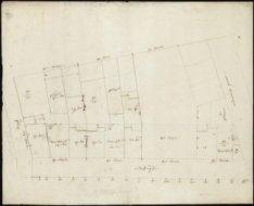 Blad 3 van het 4e, losbladige, kaartboek van de Gasthuizen (toegangsnummer 342/1…