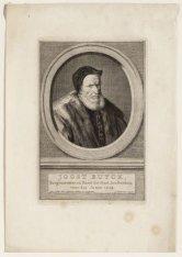 Portret van Joost Sybrandtsz