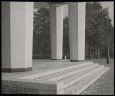 Apollolaan 15, op hoek van de Stadionweg, de entree van het gebouw van de Rijksv…