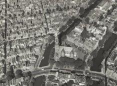 Luchtfoto Binnenstad
