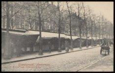 Elandsgracht gezien vanaf de Prinsengracht