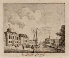 De Hoogduitse- en Nieuwe Synagoge op J.D. Meijerplein 2-4 (voorheen Deventer Hou…