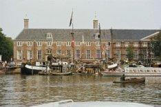 Woonboot van Victor IV voor Amstel 51