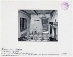 Kamer van Sjakoo in ''t Fort van Sjakoo