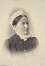 Louise Caroline Boissevain (1845-1932). Directrice van het Binnengasthuis (1885-…