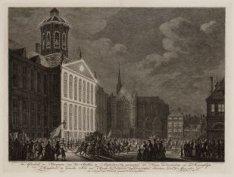 De Illuminatie van het Stadhuis