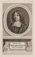 Gerbrandus van Leeuwen (09-09-1643 / 11-05-1721), predikant te Amsterdam
