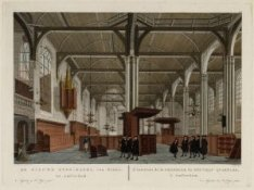 De Nieuwe Zyds-Kapel, van Binne, tot Amsterdam