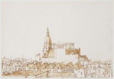 Koepel en torentje van Metz & Co
