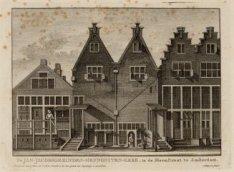 De Jan-Jacobsgezinden-Mennonite-Kerk, in de Bloemstraat te Amsterdam